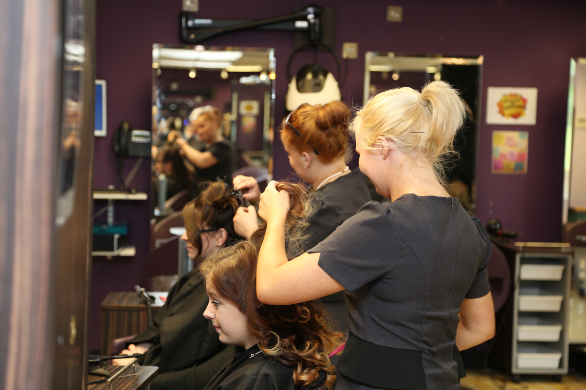 Hairdressing Beauty And Holistics Gower College Swansea - Working as a hairdresser on a cruise ship