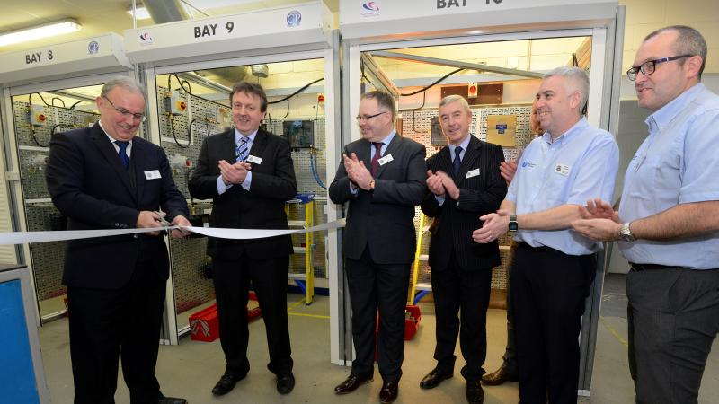 Sector leading training facility launched