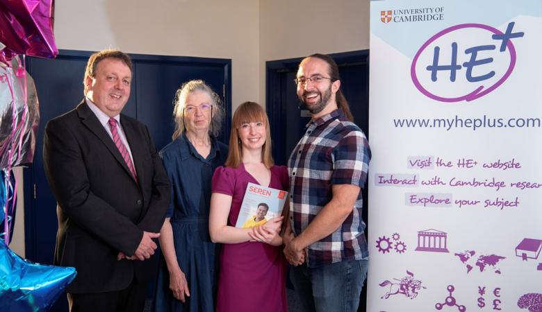 College launches HE+ and Seren Academy for 2019