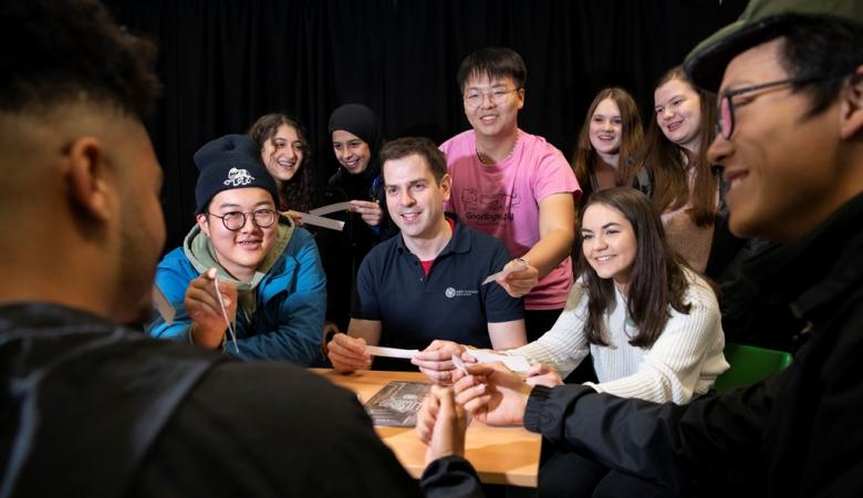 Oxford college expands outreach initiative to Swansea