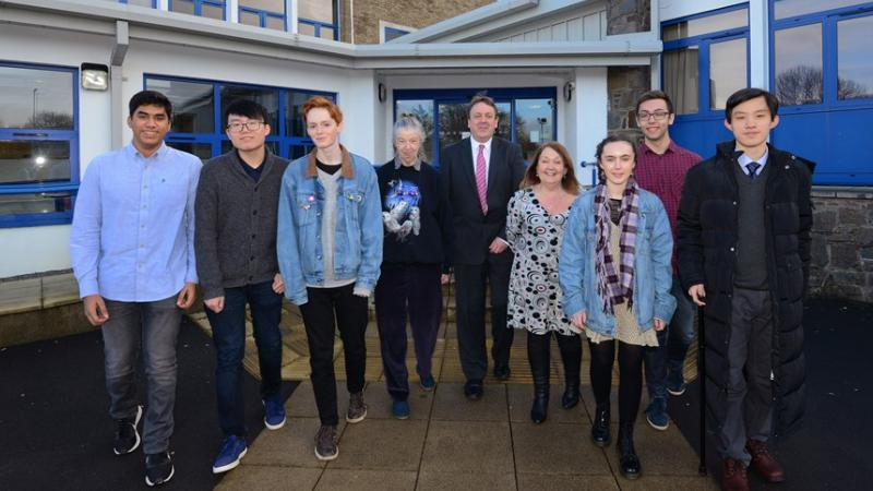 Six students heading to Oxbridge