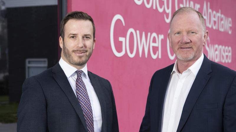 College enhances employer development focus with appointment of former Dragons Rugby CEO, Stuart Davies
