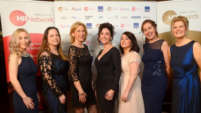 College HR team up for top award