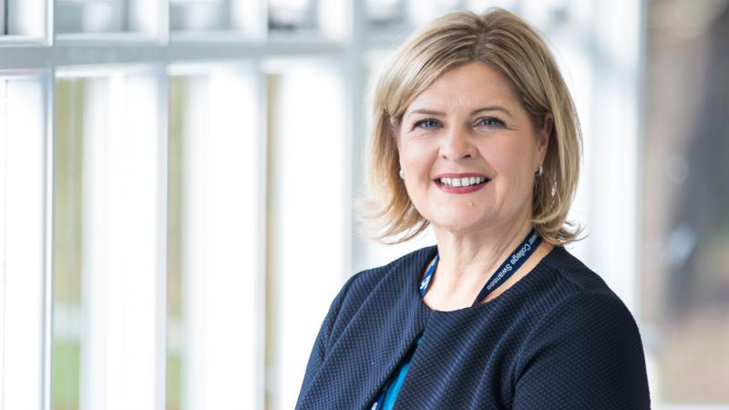 College appoints new Director of HR