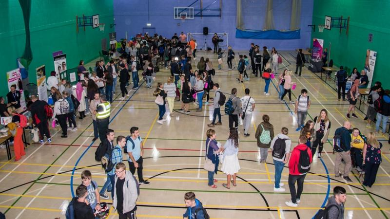 Freshers' Fayre welcomes new students