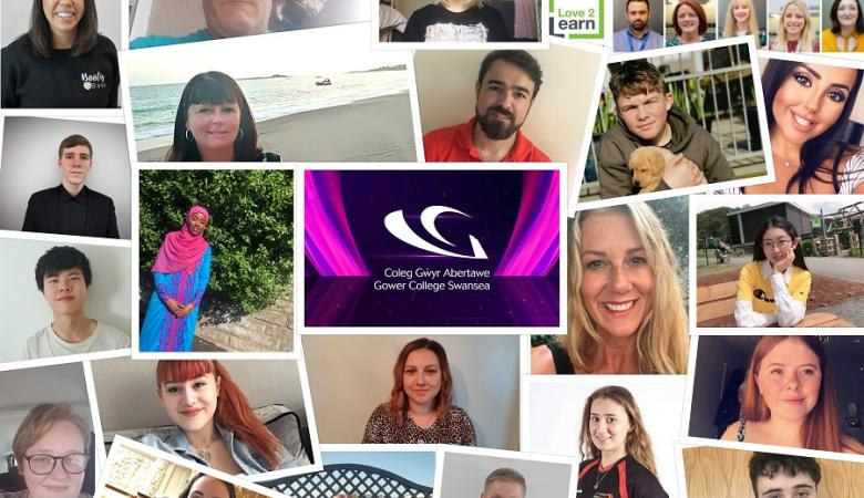 Gower College Swansea Virtual Annual Student Awards 2020