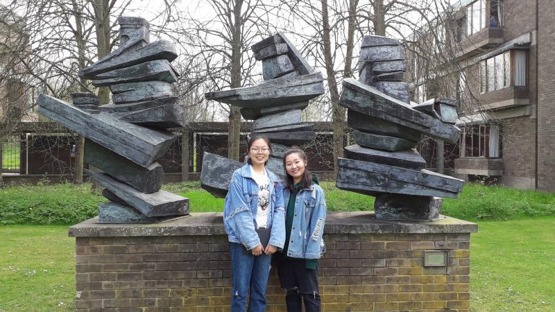Cambridge visit