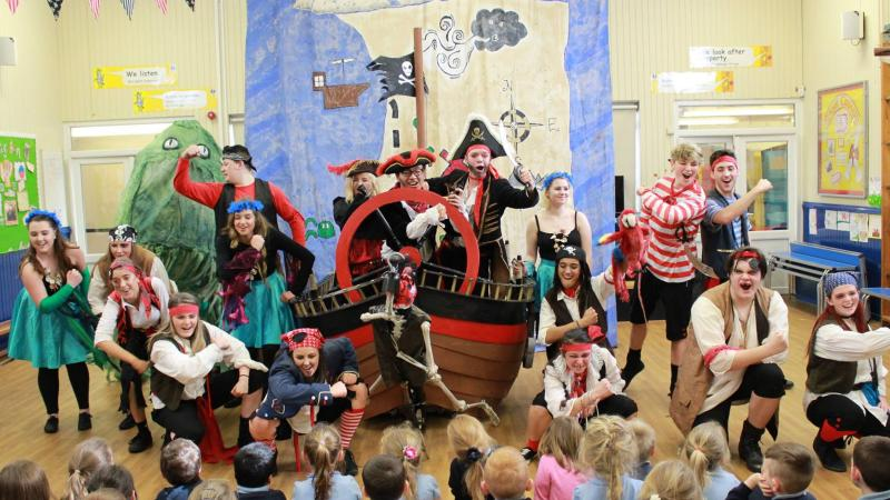 'Revolting Pirates' at the National Waterfront Museum - 1 April