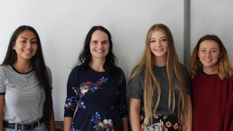 Poetry workshop inspires students