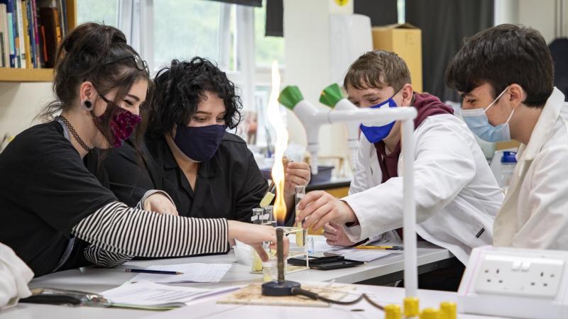 Gower College Swansea apprenticeship scheme named best in UK