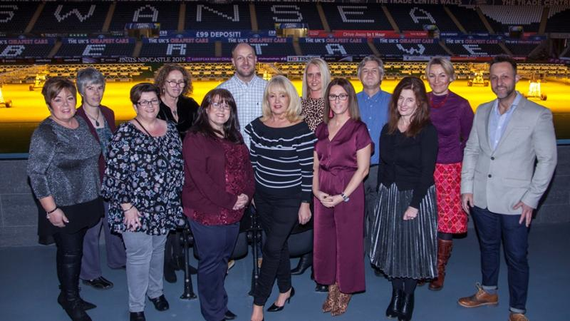 Staff recognised at Long Service Awards