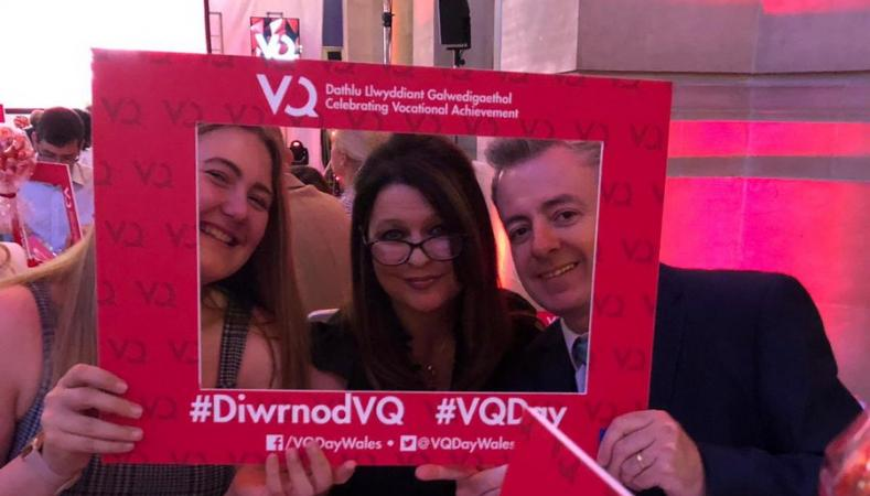 Former student named VQ Intermediate Learner of the Year 2019