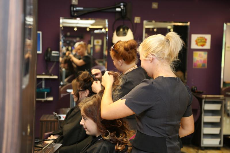 Hairdressers Swansea City Centre