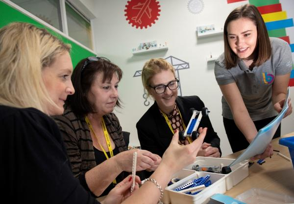 College launches Lego Education Innovation Suite