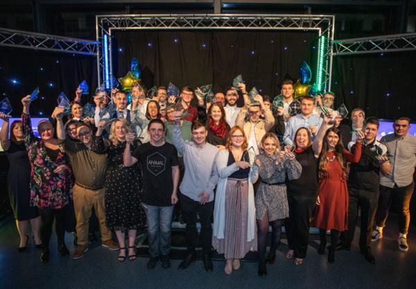 College celebrates second Apprenticeship Awards