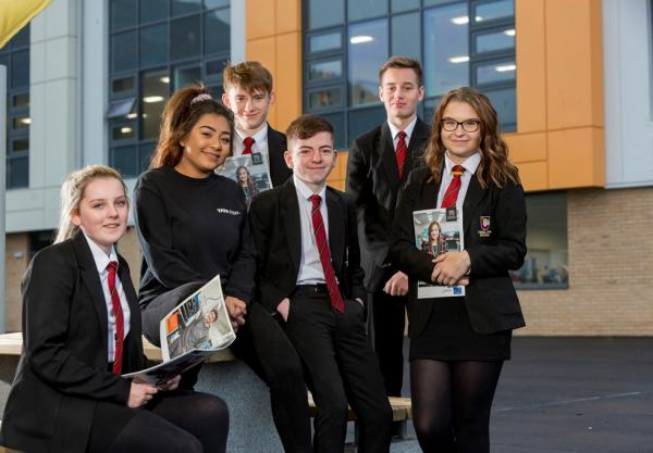 Apprentice of the Year talks success with secondary school pupils