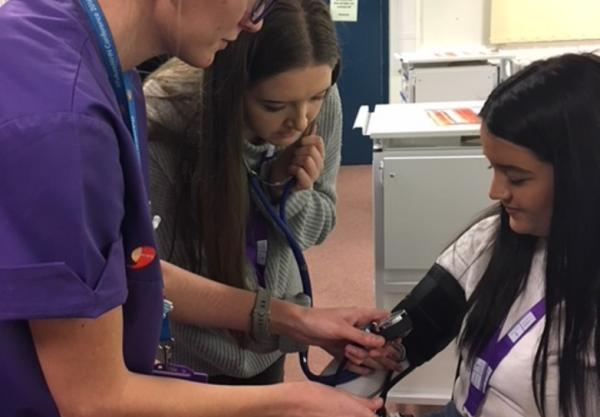 Nursing and midwifery taster day