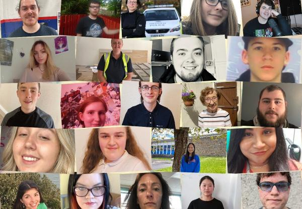 Gower College Swansea Virtual Annual Student Awards 2021