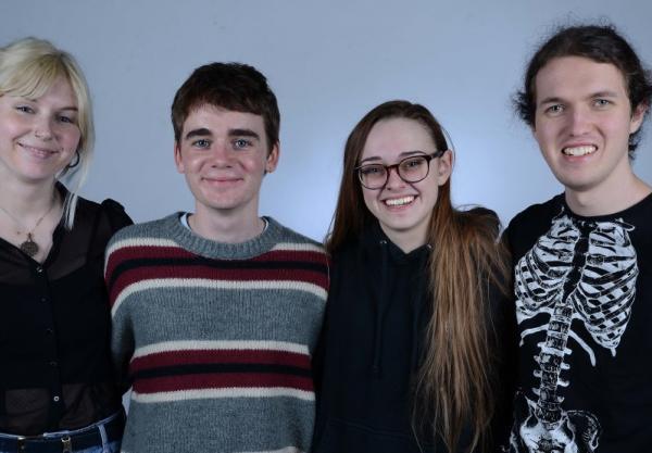 Top art/design colleges beckon for Llwyn y Bryn students