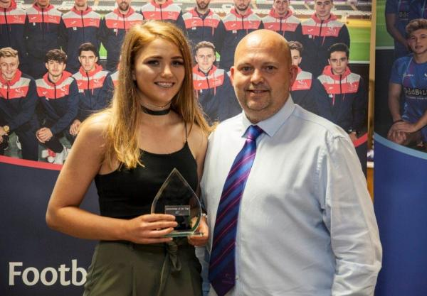 Sporting success celebrated at awards ceremony