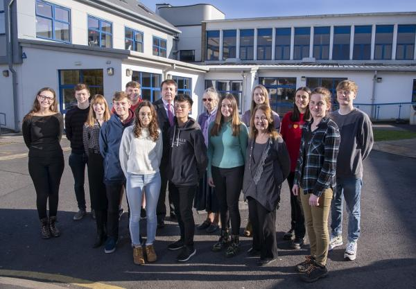 12 Gower College Swansea students heading to Oxbridge