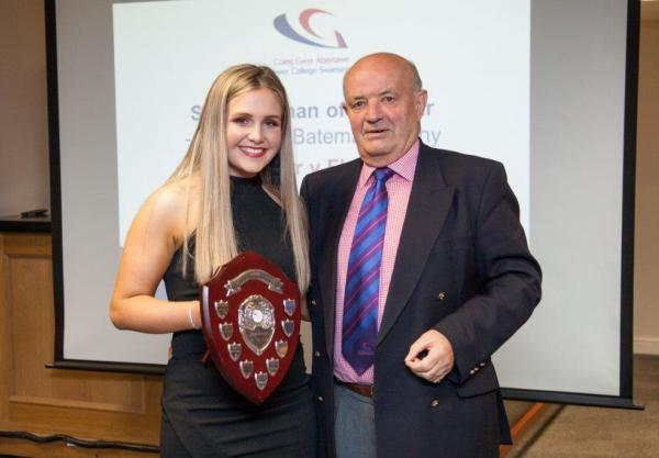 Achievements celebrated at Sports Awards 2018