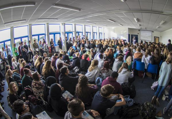 Cambridge prepares South Wales teenagers for success