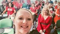 College enjoys a Welsh Celebration Day