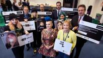 College supports White Ribbon campaign