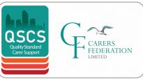 Quality Standard Carer Support logo for the Carers Federation Limited