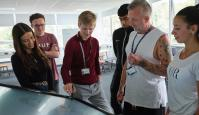 FE/HE collaboration sees classroom transformation