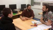 Mock interviews for Bridge students
