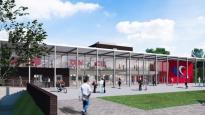 Refurbishment of Tycoch campus begins