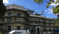 Redevelopment of Sketty Hall continues