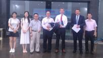 Gower College Swansea...in China
