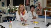 Apprenticeships lead to careers in science