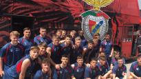 Football students enjoy Portugal training camp