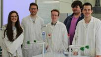 Chemistry Olympiad success for students