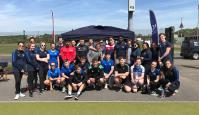 Pupils enjoy sunny sports festival