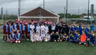 Schools enjoy Football Festival