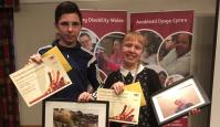 Winning photographs lead to prizes