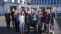12 Gower College Swansea students heading to Oxbridge