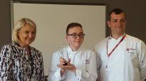 Rhys scoops Silver for his 'tea for two'