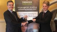 £500 grant for local entrepreneur