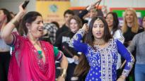College celebrates the Diversity Fayre 2018