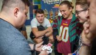 Freshers' Fayres welcome new students to College