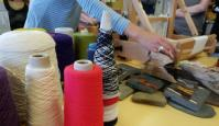 Students enjoy textiles workshop